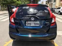 Honda fit 1.5 Ex CVT 17/18 - 2018