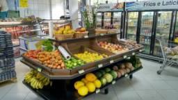 Banca central de legumes, Marca Polofrio, Nova, Frete Grátis