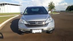 Crv lx automático impecável - 2011