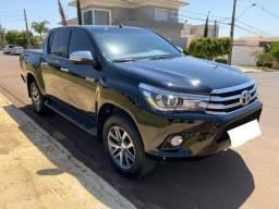 Hilux CD Srx 4x4 2.8 tdi Diesel. Aut R$ 21.900,00 - 2018