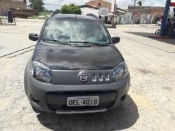 Fiat Uno Way 1.4 único dono - 2012