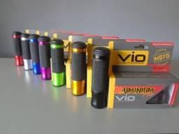 Manopla Alumínio Moto Pro - Vio