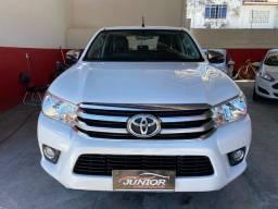 (Junior Veiculos) Toyota Hilux SRV 2.8 AUTOMÁTICA