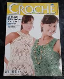 Revistas de crochê vestuário