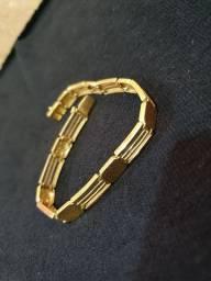 Pulseira Bracelete em Ouro 18k