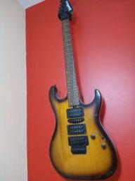 Guitarra Washburn Microafinação