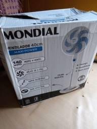 Ventilador novo na caixa nunca usado 110w
