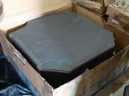 Ar condicionado cassete 60000BTUs trifásico(peças)