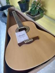 Vendo violão Memphis na caixa