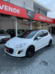 Peugeot 308 1.6 Hatch Active Manual 2014 + Teto