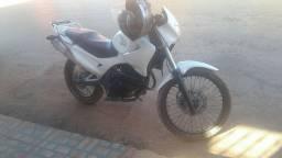 Vendo  moto falcões 4000 cilindradas