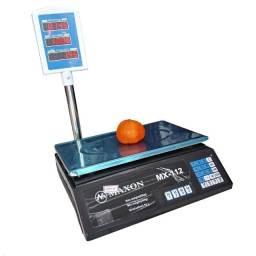 Balança Digital 40 kg Coluna Maxon Mx - 112