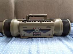 2 Rádios Antigos da Philips Funcionando Relíquia
