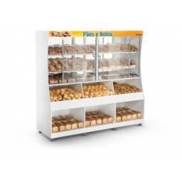 Expositor de pão e bolos (Guilherme