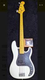 Fender precision Squier com captação fender 60?