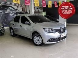 Título do anúncio: Renault Logan 2017 1.0 12v sce flex expression 4p manual