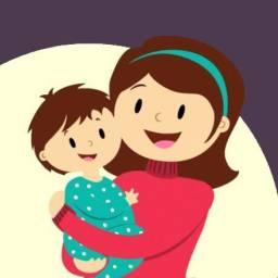 Cuida-se de criança (babá)