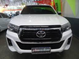 Título do anúncio: Toyota hilux caminhonete 2.8 srx 4x4 diesel cabine dupla automático 2019