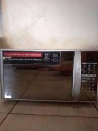 Microondas LG com grill
