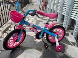 Título do anúncio: Bom dia temos Bicicleta aro 16 infantil nova