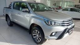 Título do anúncio: Toyota Hilux Cabine Dupla SRX A/T 4x4 Diesel