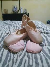 Título do anúncio: Sapatilha de ponta - ballet