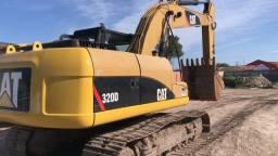 Escavadeira Hidráulica Caterpillar 320 d
