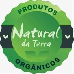 Produtos e alimentos 100% orgânico