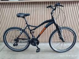 Título do anúncio: Bicicleta Aro 26 Urbana Rava Bolt - 21 velocidades Shimano