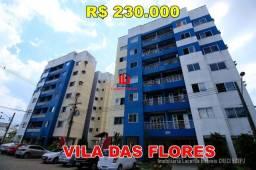 Título do anúncio: Vila das Flores 02 Quartos 4º Andar