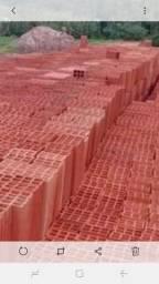 Vendas de tijolos e telhas americanas rezinadas