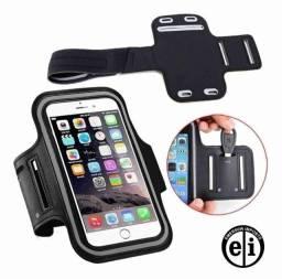 Braçadeira suporte de braço para celular