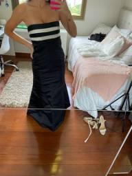 Vestido longo - TAM P