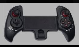 Controle Joystick Sem Fio Ipega Pg-9023  Preto