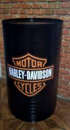 Tonel Tambor Harley Davidson