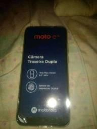 Título do anúncio: Moto G E6i Caixa