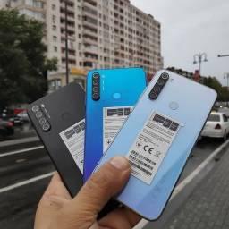 Redmi note 8 128 GB usado