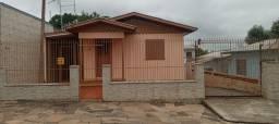 Vendo terreno10x40 com duas casas e piscina