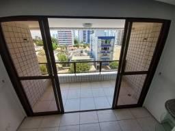 Título do anúncio: Alugo apartamento 02 qts + 1 - Setubal. Varanda, andar baixo, armarios na cozinha e sala.