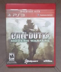 Jogo PS3 Call of Duty 4 - Modern Warfare