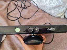 Kinect novo usado poucas vezes