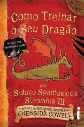 Como Treinar o Seu Dragão - Vol. 1 -- EM PERFEITO ESTADO