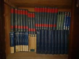 Título do anúncio: Enciclopédia Delta Larousse Coletânea Completa
