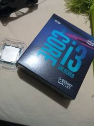 Título do anúncio: Processador Core i3 9350kf sem vídeo integrado