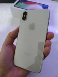 Título do anúncio: iphone x 64gb impecavel