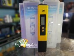teste de pH eletrônico