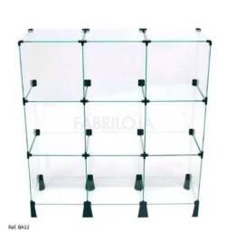 Título do anúncio: Vendo balcão em vidro