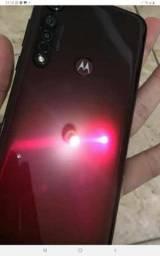 Moto g 8 plus 64 gigas red impecável
