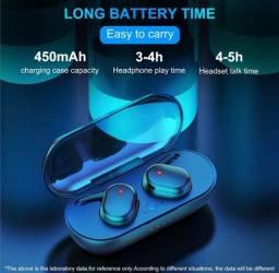 TWS Y30 wireless Bluetooth earphones Sports Wireless Bluetooth 5.0 Earbuds