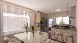 Título do anúncio: Casa com 2 dormitórios sendo duas suítes à venda, 106 m² por R$ 399.000 - Jardim Europa -
